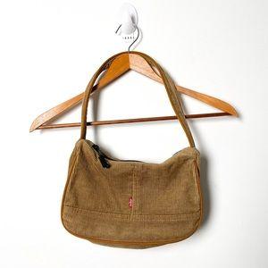 Levi's Corduroy Monica Small Shoulder Bag